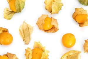 frutti di alchechengio foto