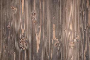 sfondo di legno marrone foto