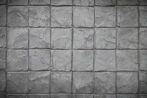 fondo del modello del cemento vignetted foto