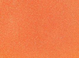 sfondo glitter arancione foto