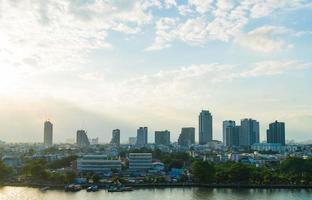 città di Bangkok in Tailandia