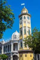 torre dell'orologio moresco a guayaquil