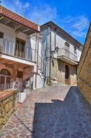 vicolo. Valsinni. basilicata. Italia. foto