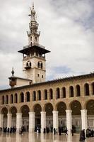 moschea degli omayyadi foto