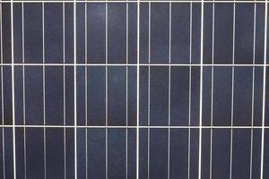 modulo solare foto