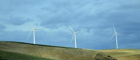 mulino a vento foto