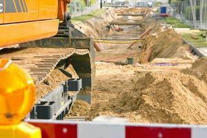 ristrutturazione stradale foto