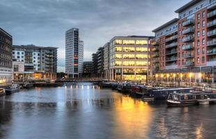 clarence dock foto