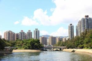 tai po new town, hong kong foto