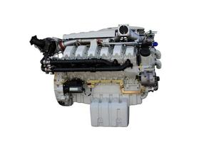 motore del camion