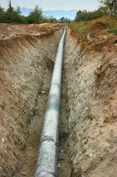tubo del gas