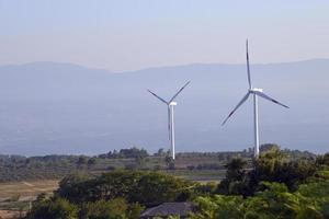 turbine eoliche foto