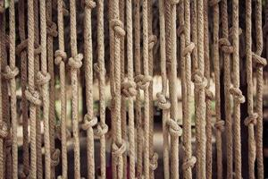 persiane in corda foto