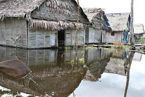 case a belen - perù foto