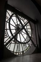 facciata dell'orologio interno