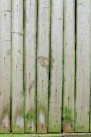 vecchia struttura della parete in legno