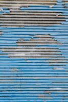 ferro ondulato foto