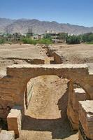 sito archeologico ayla ad aqaba, giordania foto
