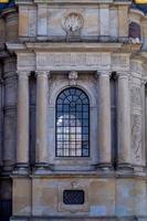 parte anteriore della chiesa di riddarholm foto