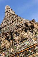 tempio dei guardiani dell'alba foto