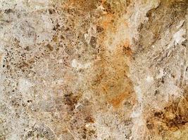 le pareti della facciata sono rivestite con piastrelle di marmo