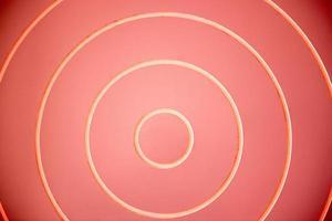 sfondo con cerchi che ricordano foto