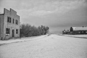 città fantasma foto