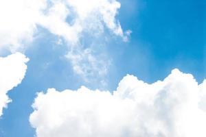 cielo morbido e confortevole foto
