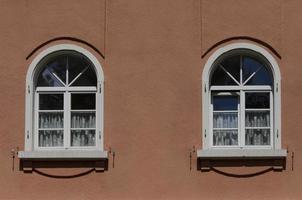 deux fenêtres foto