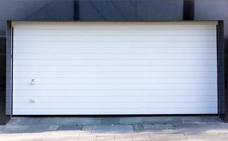 porta del garage foto