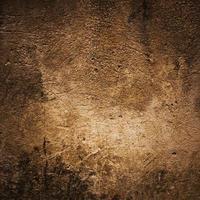 consistenza del vecchio muro in gesso foto