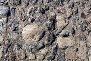 vecchio muro di pietra