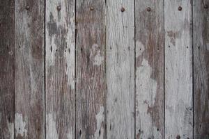 parete in legno rustico foto