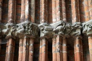 cattedrale di st. pietro e paolo nel brandeburgo (havel) foto