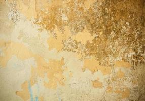 vecchio muro di gesso foto
