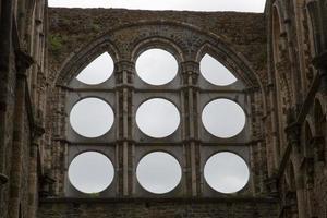 abbazia di villers-la-ville foto