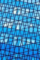 sfondo di vetro astratto