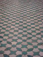 pavimento arabo foto