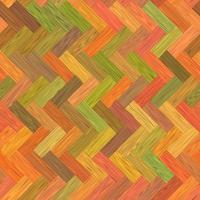 parquet multicolore