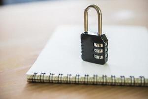 avere una serratura, segreti commerciali foto