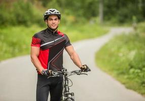 sport ciclistico foto