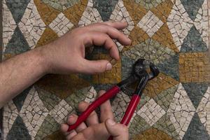 mosaico foto