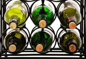 bottiglie di vino foto