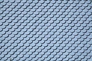 biberschwanz-Dachschindeln foto