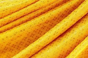 seta tessuto oro per lo sfondo