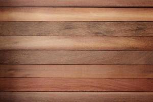 vista dall'alto del pavimento in legno naturale foto