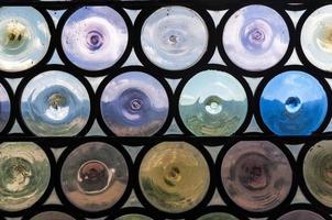 finestre colorate foto
