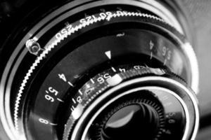 Fotocamera da 35 mm con mirino retrò