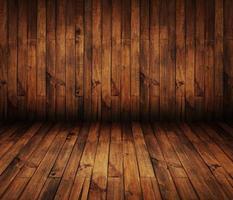 vecchio fondo di struttura della parete di legno