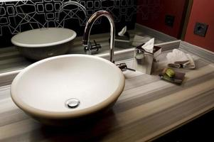 lavabo moderno foto